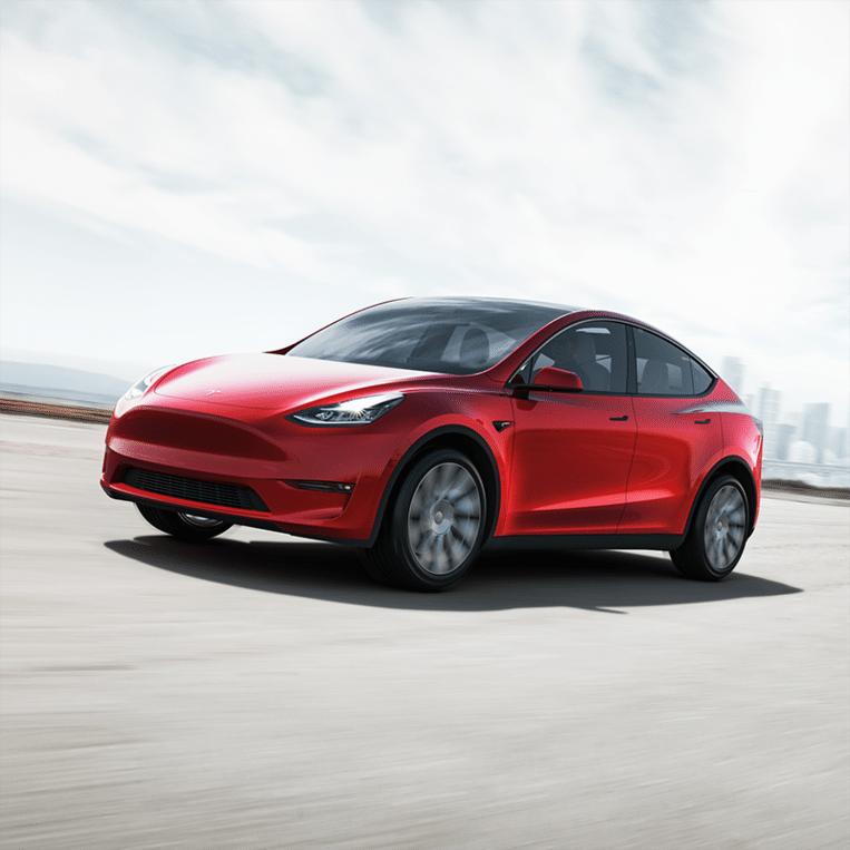 null Beeld Tesla Motors