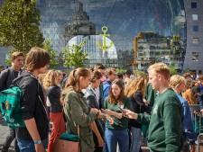 PvdA en Leefbaar Rotterdam: 'Studenten moeten langer kunnen feesten'