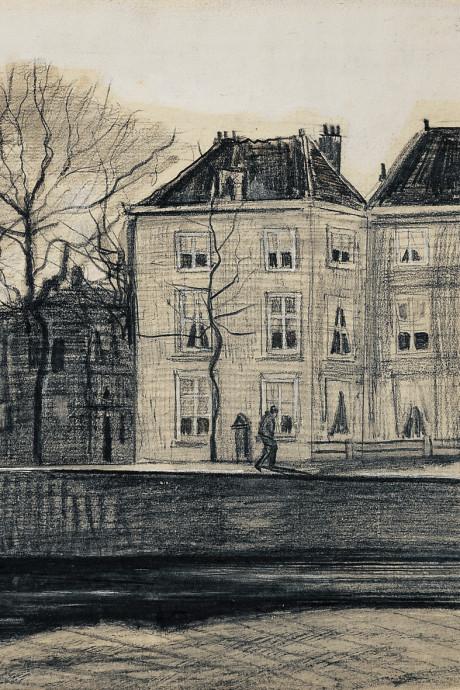 Van Gogh redde zwangere prostituee uit Den Haag en ontfermde zich over haar