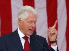 L'ancien président américain Bill Clinton admis à l'hôpital