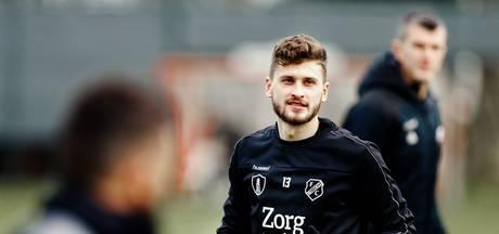 Aanwinst Klich maakt mogelijk tegen Feyenoord al debuut voor Utrecht