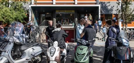 Tientallen coronabesmettingen op middelbare school in Amsterdam