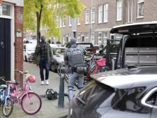 Arrestatieteam valt Haagse woning binnen en weet gewapende man aan te houden