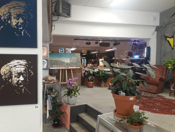 Boel Bazaar.