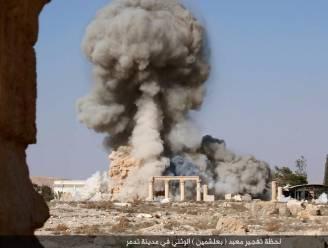 """""""IS vernietigt met tempels bewijs van plundering"""""""