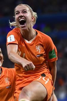 Groenen schiet Oranje na thriller naar historische WK-finale