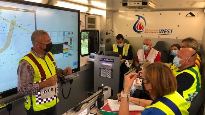 """PIVO ontwikkelde unieke opleiding voor hulpdiensten om grootschalige rampen te bestrijden: """"Via virtual reality kunnen ze info verzamelen en acties uitvoeren"""""""