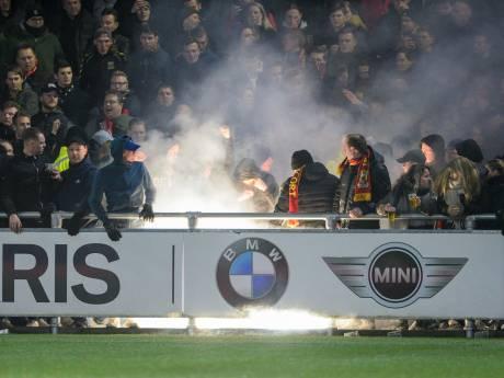 GA Eagles weer onder loep KNVB na misstanden bij IJsselmeervogels