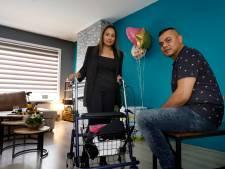 Natasja (33) en Radjesh (45) overstelpt door reacties na 'Steenrijk, Straatarm': 'Weet niet wat ik moet voelen'