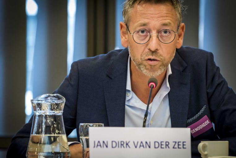 Jan Dirk van der Zee. Beeld ANP