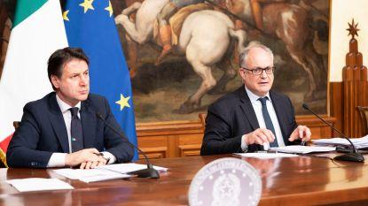 Ratingbureau Fitch verlaagt kredietscore Italië vanwege virus