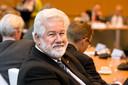 Arend van Wijngaarden zwaait binnenkort af als voorzitter van vakcentrale CNV. Hij wordt opgevolgd door Piet Fortuin.