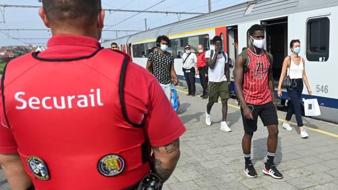 Spoorvakbonden eisen dringende oplossing voor veiligheid Securail-personeel