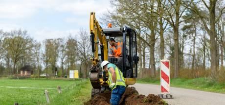 Delta Fiber begint met aanleg glasvezel naar bestaande woningen