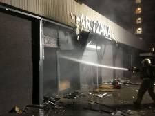 Opnieuw explosie bij Poolse supermarkt van zelfde eigenaar, nu in Tilburg
