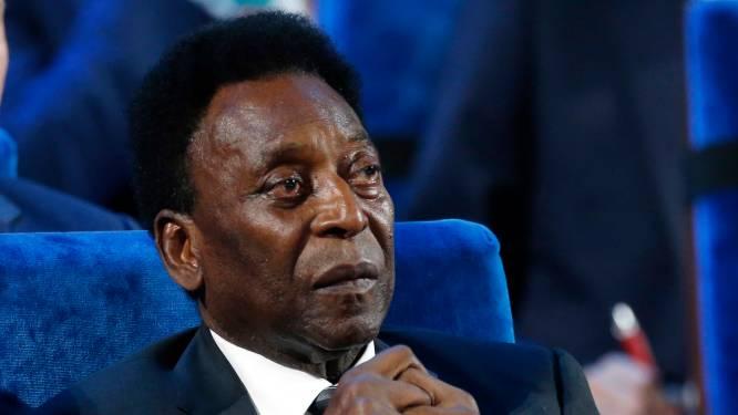 """Pelé peut sortir de l'hôpital, mais suivra une """"chimiothérapie"""""""