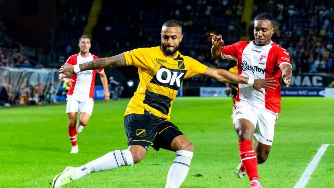 NAC zonder Bilate tegen FC Eindhoven, De Rooij terug bij de selectie