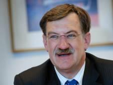 Burgemeester Hellegers van Uden begint aan derde termijn, maar die gaat hij niet afmaken