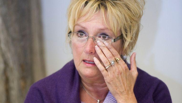 Vera Vrancken in 2011. Beeld photonews