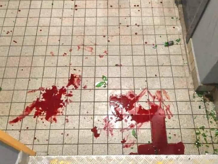 Huismeester van Alphense 'bloedflat' per direct vervangen