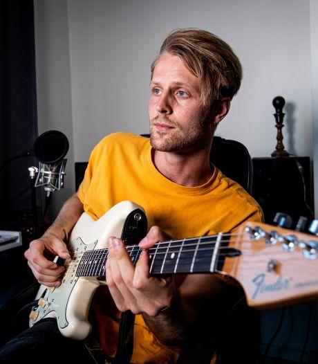 Ex-doelman Daniël Nolet succesvol op muziekgebied: 'Nu is een festival als Lowlands mijn doel'