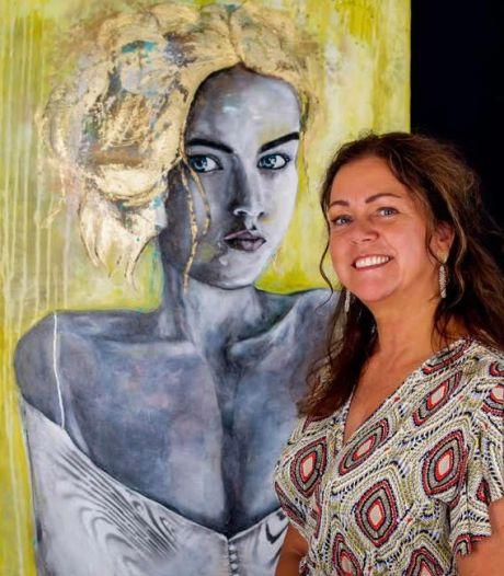 Van Denekamp naar Shanghai, het werk van kunstenares Ingrid Pegge gaat de hele wereld over