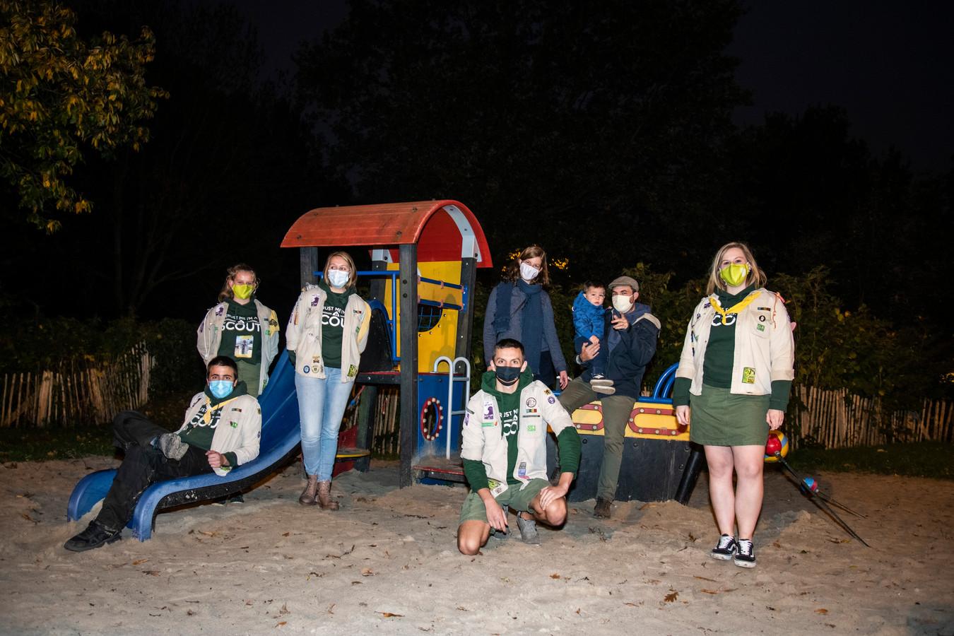Annelore Van Pollaert wil samen met Scouts Baasrode en andere enthousiasteling het project Vliet 2.0 vorm geven.