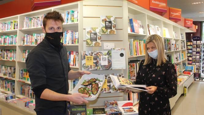 Corona brengt ondernemers bij elkaar: Eetalage kookt uit boeken die Standaard Boekhandel in de kijker zet