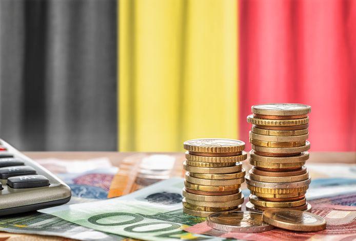 La dette nette  de l'État fédéral s'est élevée à 429,856 milliards d'euros fin mars 2021.