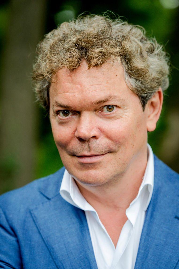 Coen Verbraak, presentator Kijken in de Ziel Beeld anp