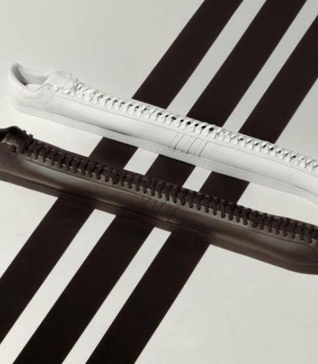 Adidas crée les plus longues baskets du monde