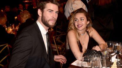"""Miley Cyrus over haar huwelijk met Liam Hemsworth: """"Gevallen voor zijn persoon, niet voor zijn geslacht"""""""