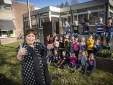 Na 44 jaar nooit meer voor de klas: kleuterjuf Marica uit Oldenzaal gaat met pensioen
