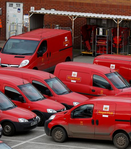 'Royal Mail start proef met postbezorging via drones'