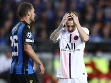 PSG met gevreesd trio Neymar, Messi en Mbappé niet langs Club Brugge, Liverpool klopt AC Milan
