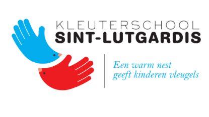 Sint-Lutgardisschool stelt nieuw logo voor