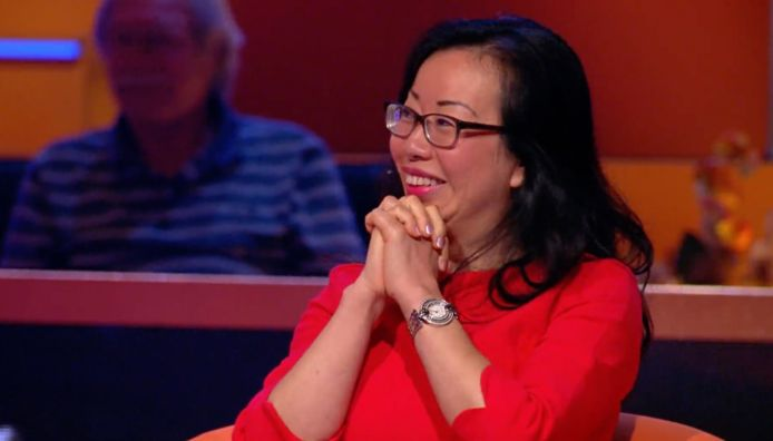Nico's vrouw Hong in Miljoenenjacht.