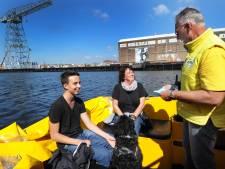 Watertaxi Vlissingen verliest van de elektrische fiets