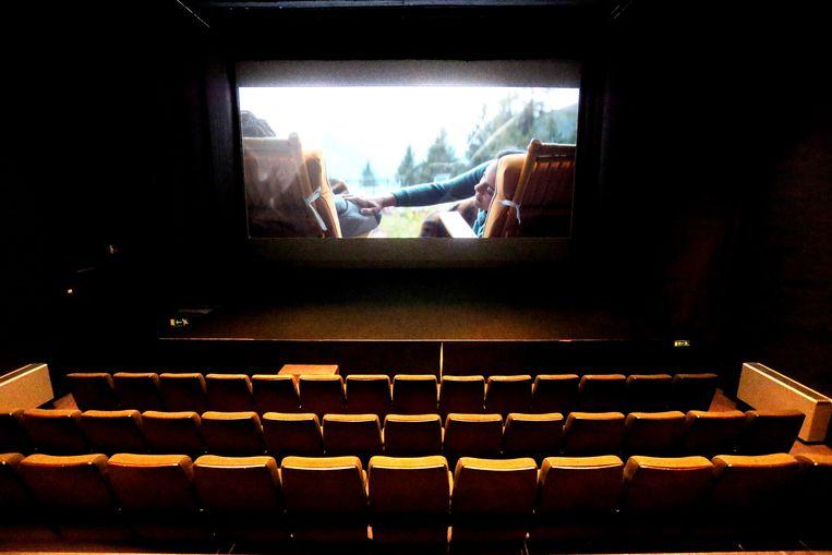 Cinema Lumière in Brugge. Beeld CREDIT: ID/ Lieven Van Assche