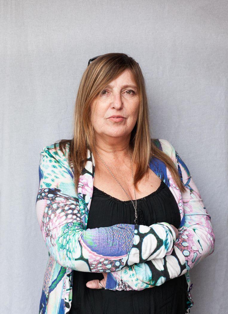 Esther Anholt. Beeld Nina Schollaardt