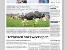 NDC wil van lokale bladen af: Steenwijker Courant, Meppeler Courant en Flevopost in de verkoop