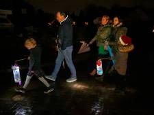 Lichtjesroute Someren-Eind gaat dwars door pastorie