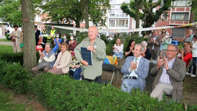 Ereschepen Staf Van Daele krijgt verrassingsconcert voor 90ste verjaardag