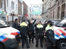 Maximum aantal demonstranten in Den Haag bijeen