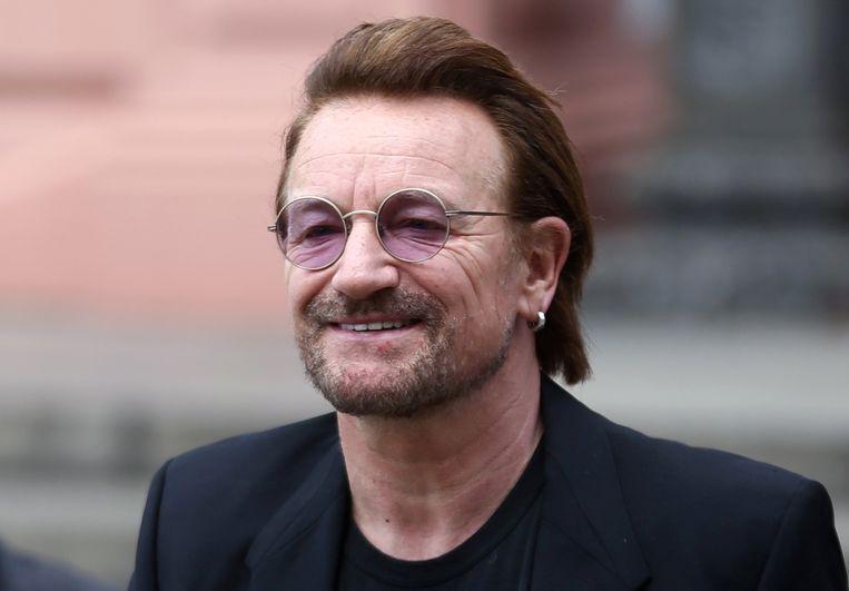 Bono. Beeld REUTERS
