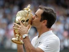 BBC verkiest Federer boven 'MvG' als sportpersoonlijkheid van het jaar
