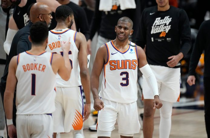 Chris Paul et les Suns n'ont fait qu'une bouchée des Nuggets.