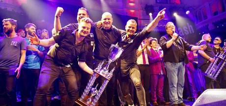 Kerkdrielse band The Streets wint publieksprijs The Clash of the Cover Bands