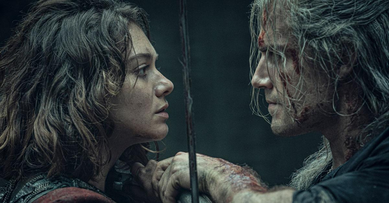 The Witcher Beeld Netflix