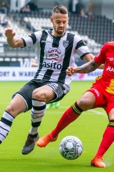 Dos Santos jaagt bij Go Ahead Eagles op terugkeer in eredivisie na mislukt avontuur in Moldavië: 'Heb een moeilijke tijd gehad'